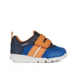 Pantofi Sport Baieti Runner B.A Royal Orange