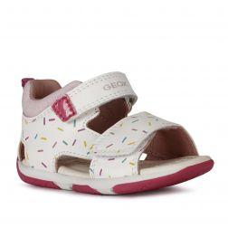 Sandale Fete S.Tapuz G.D White Pink