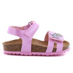 Sandale Fete S.Chalki G.A Pink Silver