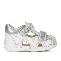 Sandale Fete Kaytan G.B White Silver