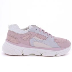Pantofi sport Fete Lunare G.D Light Rose White
