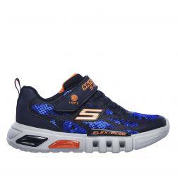 Pantofi sport Baieti Flex Glow L Navy Orange