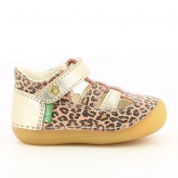 Sandale Fete 784844 Sushy Beige Leopard