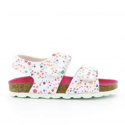 Sandale Fete 785453 Summerkro Blanc Blossom
