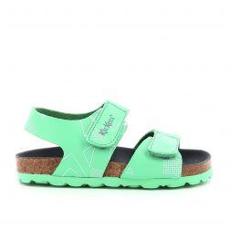 Sandale Baieti 785457 Summerkro Vert Galactic