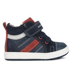 Pantofi baieti Biglia B.A Navy Red