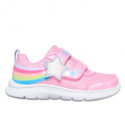 Pantofi sport fete Comfy Flex 2.0 Starry Skies Pink