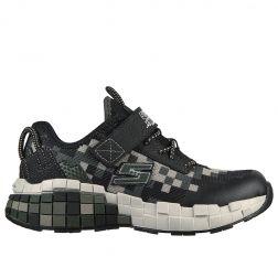 Pantofi sport baieti Mega Craft Black Olive