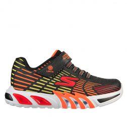 Pantofi sport baieti Flex Glow Elite Black Multi L