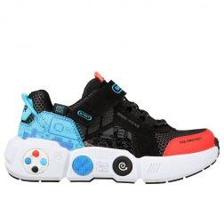 Pantofi sport baieti Gametronix Black Multi