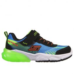 Pantofi sport baieti Thermoflux 2.0 Kodron Blue Lime