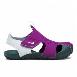 Nike Sandale plaja fete 943826 Sunray Protect 2 Fireberry incaltaminte copii bigstep