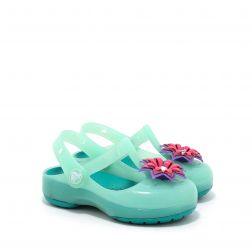 Sandale plaja fete Isabella Emb Mint