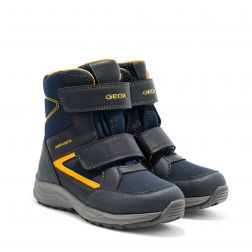 Apreschi Baieti Kuray B Navy Yellow