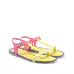 Sandale plaja fete Tricia Perlas Rosa