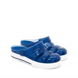 Sandale plaja baieti Sport Azul