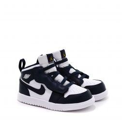 Pantofi Sport Baieti AR6352 Jordan 1 Mid Alt
