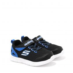 Pantofi Sport Baieti Comfy Flex Interdrift Black Royal