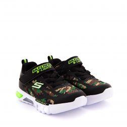 Pantofi Sport Baieti Flex Glow N Camouflage