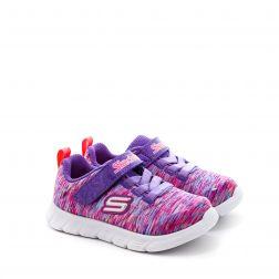 Pantofi Sport Fete Comfy Flex Shimmer Jams Lavender Multi