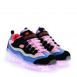 Pantofi Sport Fete D'lites Snow SparK Black Pink