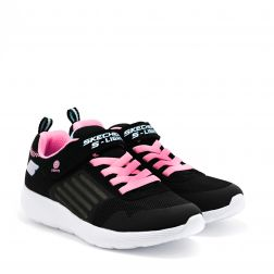 Pantofi Sport Fete Dyna Lights Black Pink