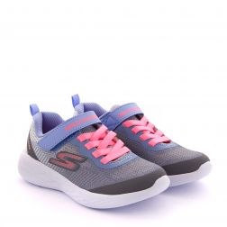 Pantofi Sport Fete Go Run 600 Dazzle Strides Gray Pink L