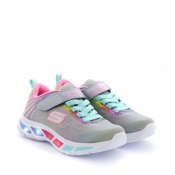 Pantofi Sport Fete Litebeams Gleam N Dream Grey Multi L