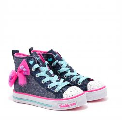 Tenisi Fete Twinkle Lite Navy Hot Pink