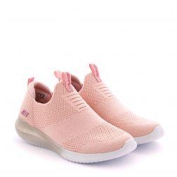 Pantofi Sport Fete Ultra Flex Metamorphic Pink and Gold
