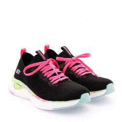 Pantofi Sport Fete Solar Fuse Black