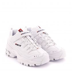 Pantofi Sport Fete Energy White