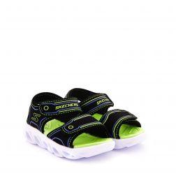 Pantofi Sport Baieti Hypno Splash N Blue Lime