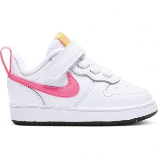 Pantofi sport Fete BQ5453 Court Borough Low 2 White