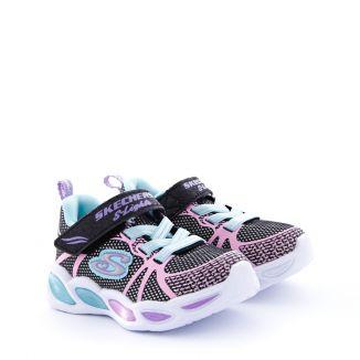 Pantofi Sport Fete Shimmer Beams Sporty Glow Black