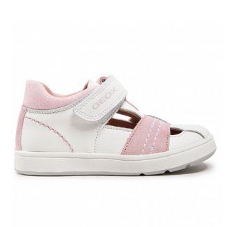 Pantofi Fete Biglia G.D White Rose