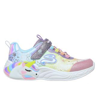 Pantofi sport fete Unicorn Dreams Purple