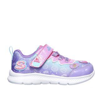 Pantofi sport fete Comfy Flex 2.0 Candy Craze Lavender Pink
