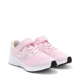 Pantofi Sport Fete AT1801 Star Runner Pink