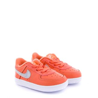 Ghete Fete CK2201 Nike Force 1 Crib Orange