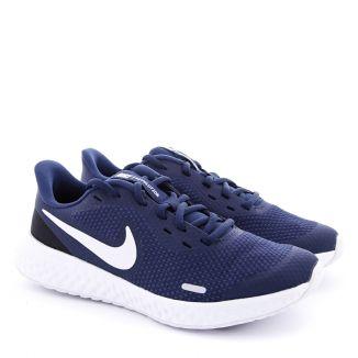 Pantofi Sport Baieti BQ5671 Nike Revolution 5 Navy