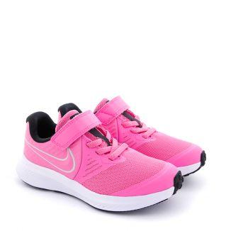 Pantofi Sport Fete AT1801 Star Runner 2 Pink Glow