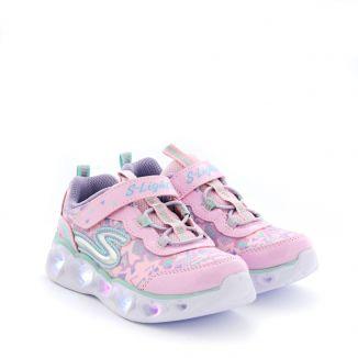 Pantofi Sport Fete Heart Lights Light Pink N