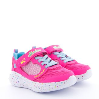 Pantofi Sport Fete Go Run Fast Miss Crafty Pink