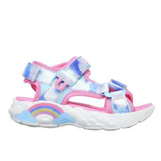 Sandale Fete Rainbow Racer Sandals Summer Blue