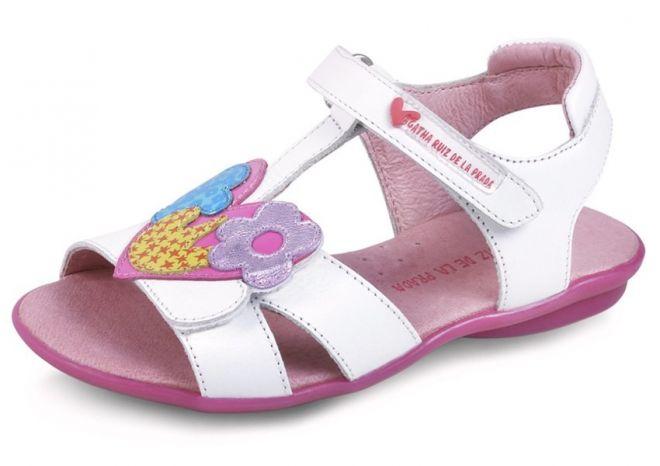 Sandale fete 132964B