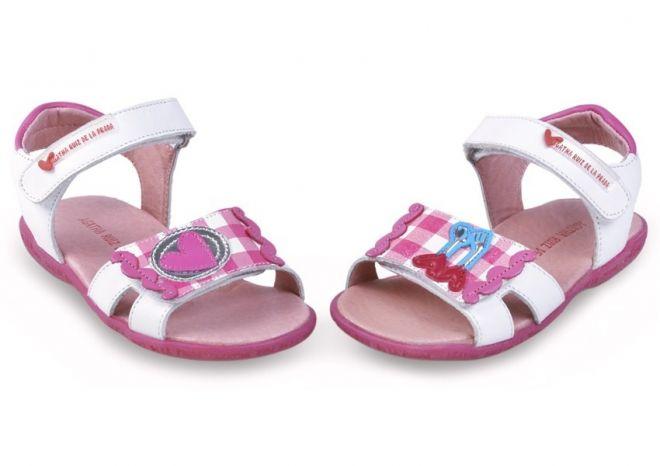 Sandale fete 132945A