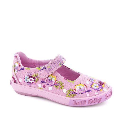 Pantofi fete Owlie Pink Fantasy