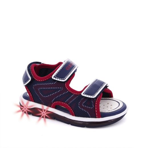 Sandale baieti Todo BC Navy Red