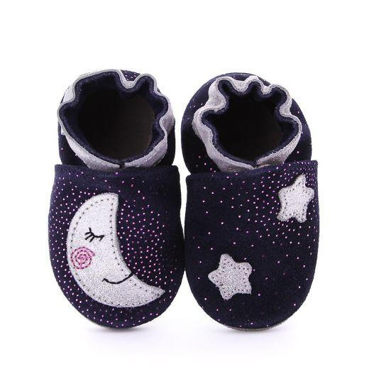 Pantofi bebelusi Moon Light Navy